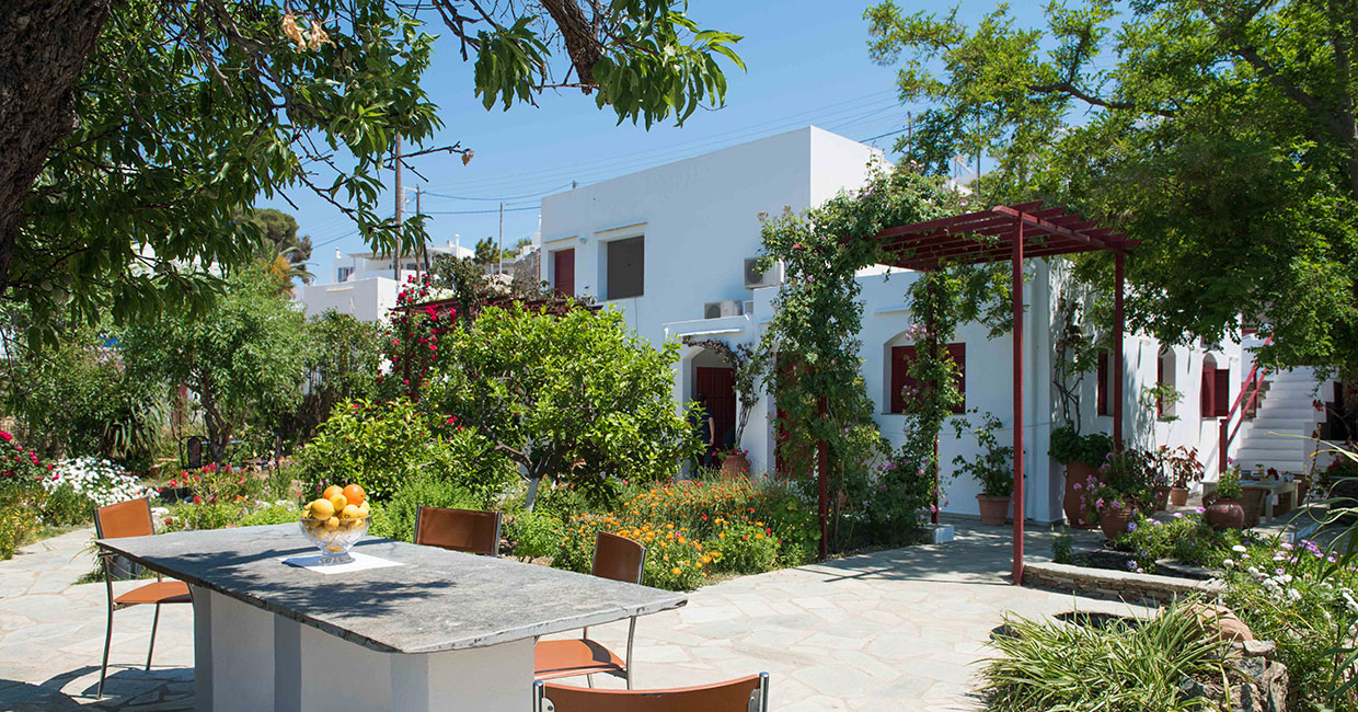 Kipos accommodation in Sifnos